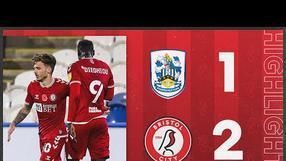 Dasilva and Paterson complete comeback! | Huddersfield Town 1-2 Bristol City | Highlights