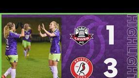 HIGHLIGHTS | Lewes FC Women 1-3 Bristol City Women