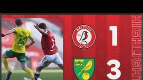 HIGHLIGHTS | Bristol City 1-3 Norwich City