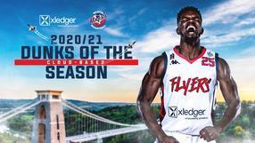 Bristol Flyers - Top 10 dunks of the 2020/21 season