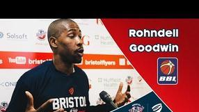 Rohndell Goodwin - the first interview