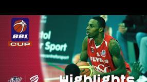 HIGHLIGHTS: Bristol Flyers 93-92 Plymouth Raiders | BBL Cup (2OT)
