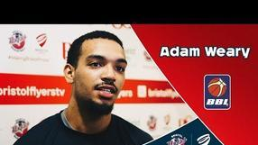 Adam Weary - the first interview