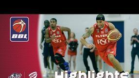 HIGHLIGHTS: Bristol Flyers 68-69 Worcester Wolves
