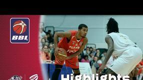 HIGHLIGHTS: Bristol Flyers 63-85 London Lions