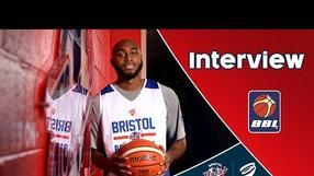 Brandon Boggs' First Interview As A Bristol Flyers Player