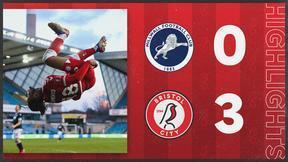 Millwall 0-3 Bristol City
