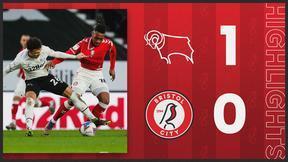 Derby County 1-0 Bristol City