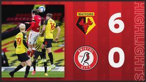Watford 6-0 Bristol City
