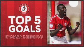 Famara Diédhiou's Top 5 goals!
