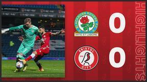 Blackburn Rovers 0-0 Bristol City