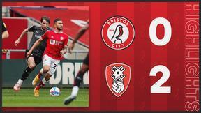 Bristol City 0-2 Rotherham United