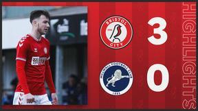 Bristol City U23s 3-0 Millwall U23s