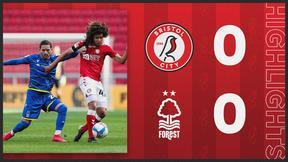 Bristol City 0-0 Nottingham Forest