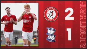 Bristol City U23s 2-1 Birmingham City U23s