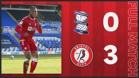Birmingham City 0-3 Bristol City
