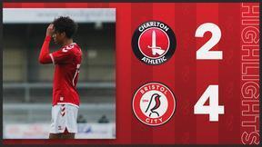 Charlton Athletic U18s 2-4 Bristol City U18s