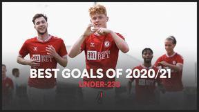 Best goals of the Under-23s' season