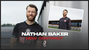 Baker signs new deal