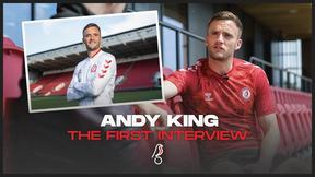 Andy King signs for Bristol City