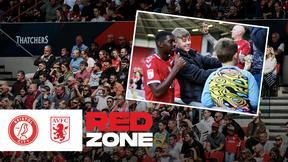 Fans back at Ashton Gate   Behind-the-scenes