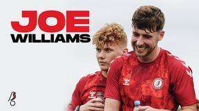 Joe Williams relishing season ahead