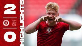 Bristol City U23s 2-0 Sheffield Wednesday U23s