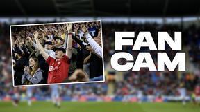 Fan Cam   Reading 2-3 Bristol City