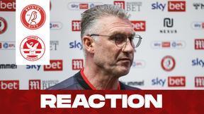Pearson's post-Swansea reaction