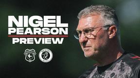 Pearson previews derby day