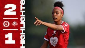 Highlights: Bristol City Women 2-1 Lewes FC Women