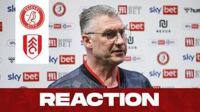 Pearson reflects on hard fought draw