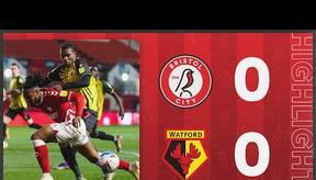 HIGHLIGHTS   Robins and Hornets play out entertaining draw   Bristol City 0-0 Watford