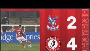 HIGHLIGHTS: Crystal Palace Women 2-4 Bristol City Women