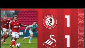HIGHLIGHTS   Wells penalty gives Robins a draw!   Bristol City 1-1 Swansea City
