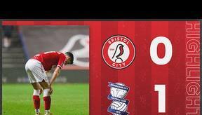 HIGHLIGHTS   Bristol City 0-1 Birmingham City