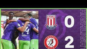 WELLS & WEIMANN GIVE CITY THE WIN!   Stoke City 0-2 Bristol City   Extended Highlights