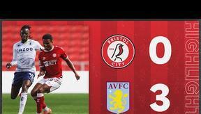 HIGHLIGHTS   Bristol City 0-3 Aston Villa