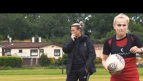 CITY WOMEN   Tanya Oxtoby on returning to pre-season
