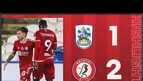 Dasilva and Paterson complete comeback!   Huddersfield Town 1-2 Bristol City   Highlights