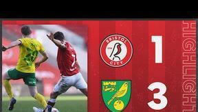 HIGHLIGHTS   Bristol City 1-3 Norwich City