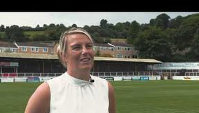 CITY WOMEN   Oxtoby on City taking a 'step in the right direction' in move to Twerton Park