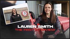 Lauren Smith - The First Interview